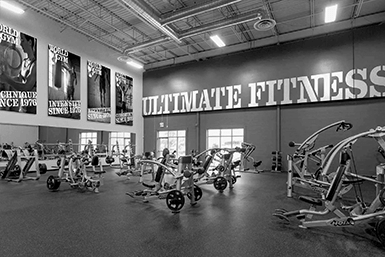 fitness connection reno