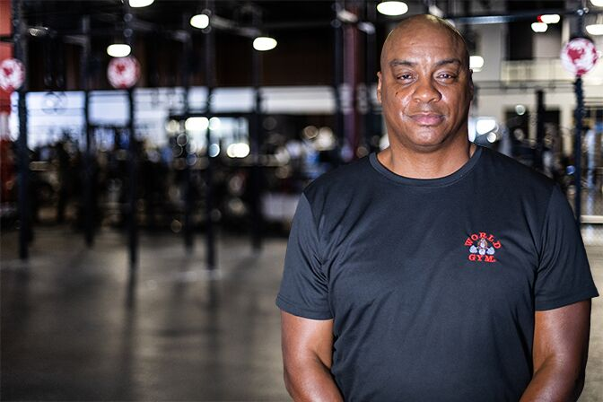 Keith_Turner World Gym Oxnard