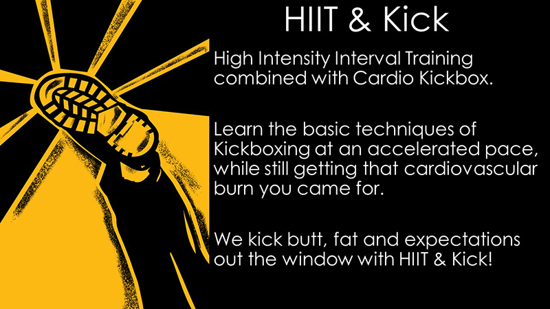 HIIT and Kick