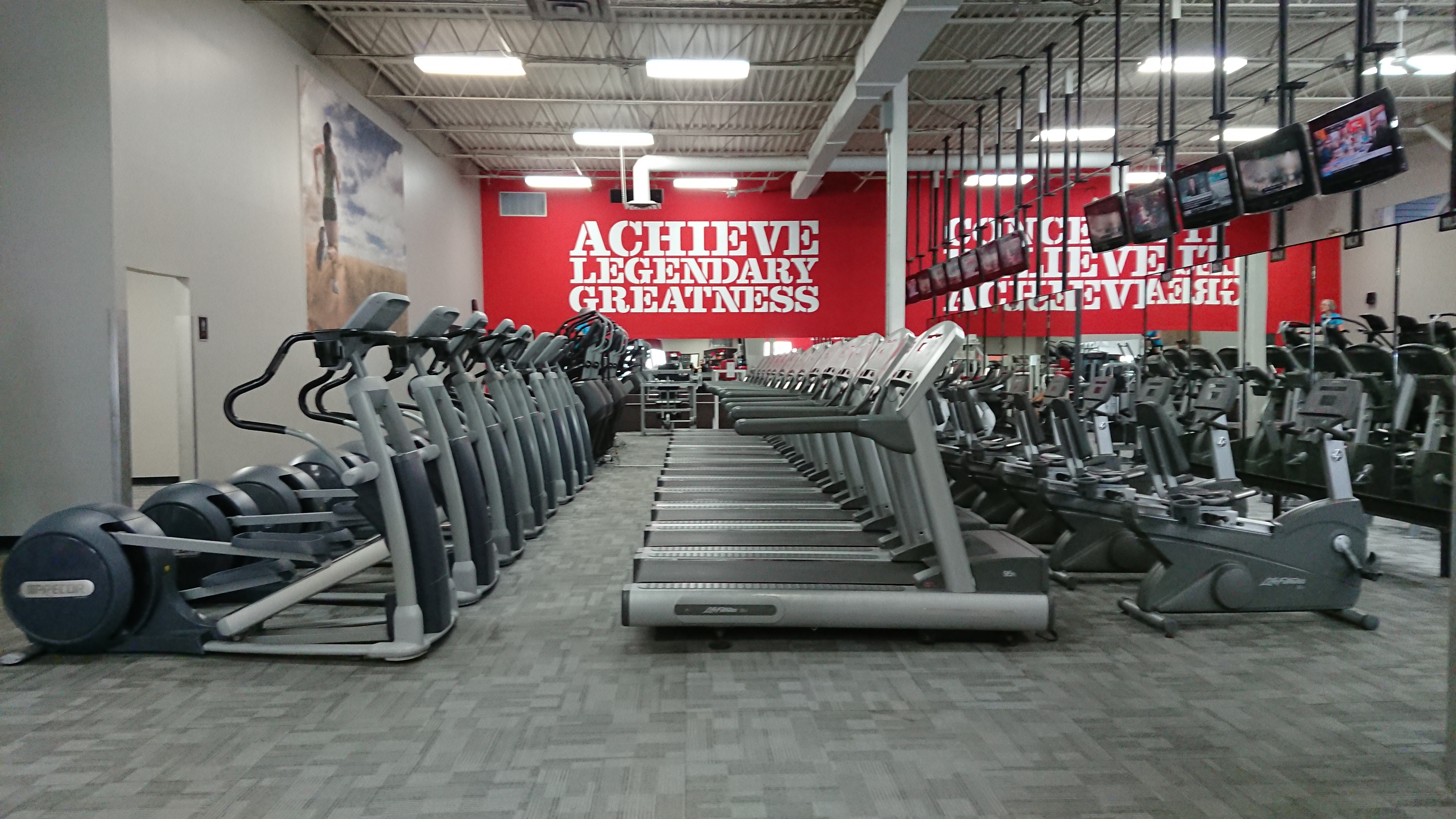 Cardio Section