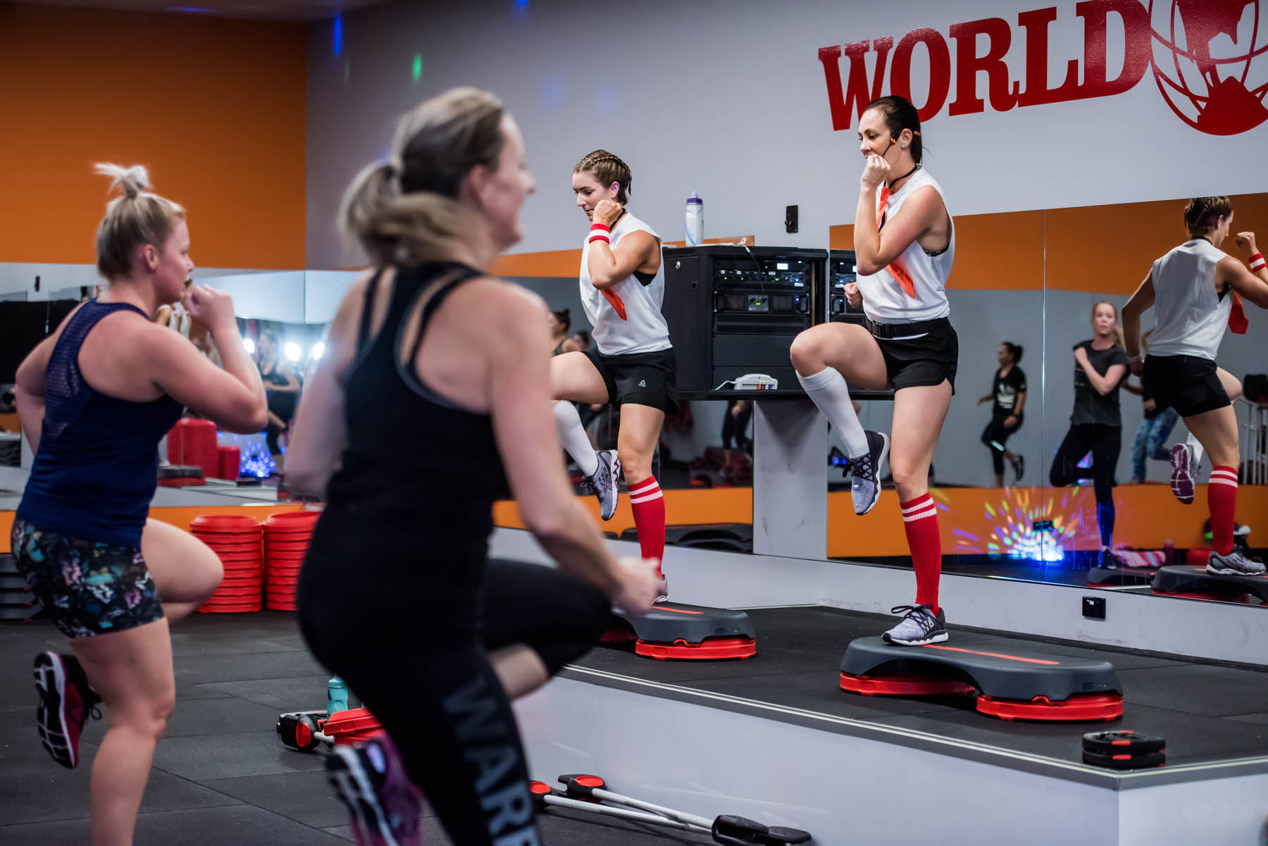 Fitness & Gym Trainer in Mount Pleasant | World Gym Mackay