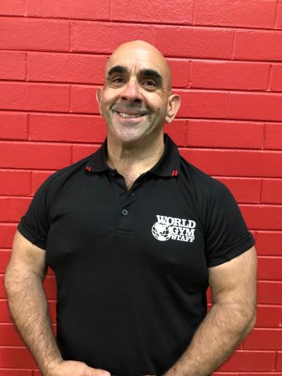 George Kontorinis | World Gym Bunbury