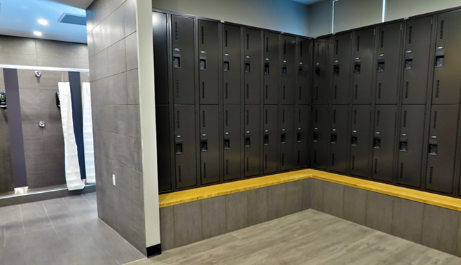 Men's Change Room